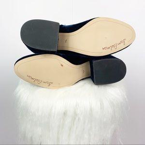 Sam Edelman Shoes - Sam Edelman | Taye Velvet Navy Booties